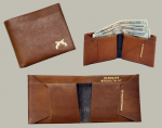 Ravishing Bi Fold Leather Wallet