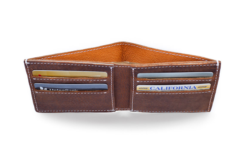 Pleasing Bi Fold Wallet