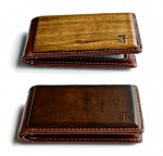 Shapely Bi Fold Wallets For Men Leather