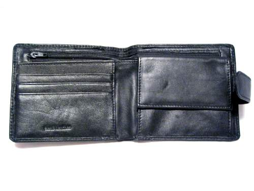 Alluring Black Coin Wallet