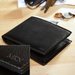 Delightful Black Leather Wallets For Men