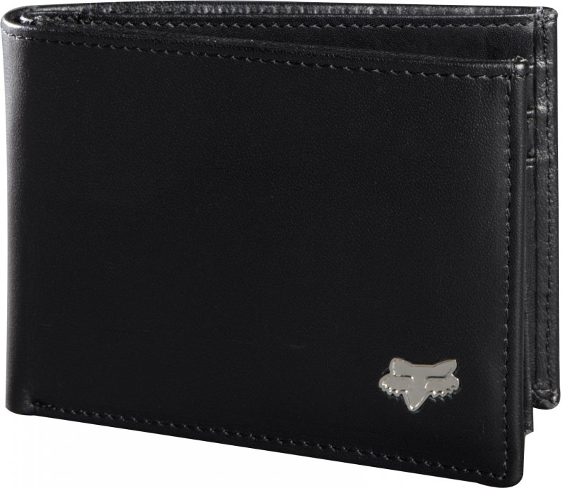 Fox Black Wallets