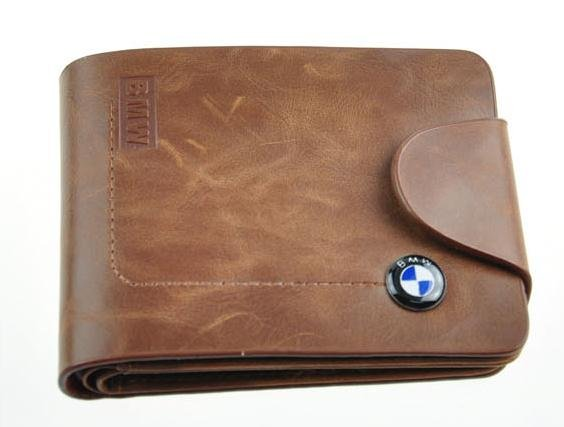 BMW Branded Wallets For Men