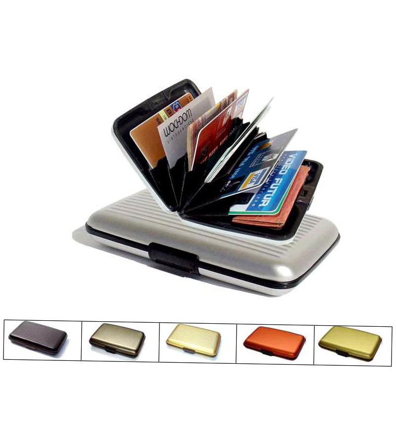Dazzling Card Case Men
