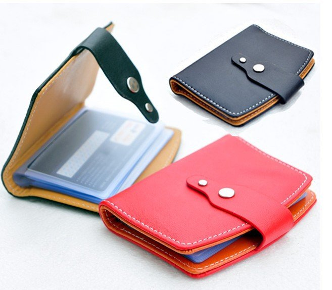 Charming Card Keeper Wallet