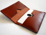 Delightful Card Wallet Leather
