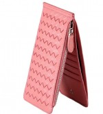 Pink Card Wallets For Women