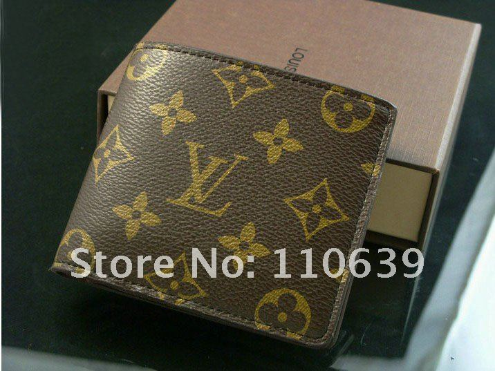 LV Designer Wallets For Men