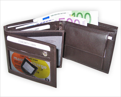 Amazing Large Mens Wallet