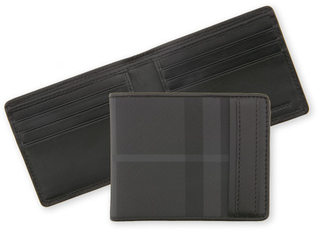 Radiant Leather Bifold Wallet For Men