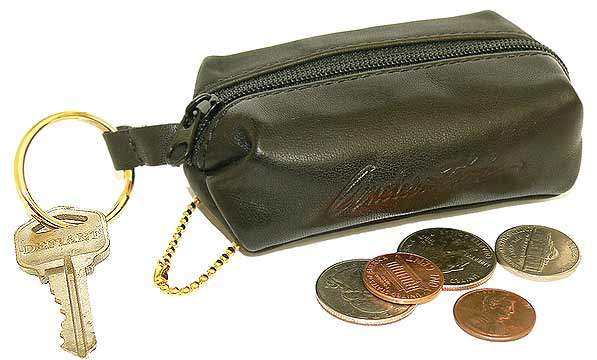 Interesting Leather Coin Purse Mens