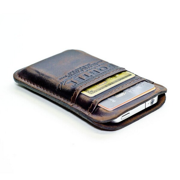 Great Leather Credit Card Wallet
