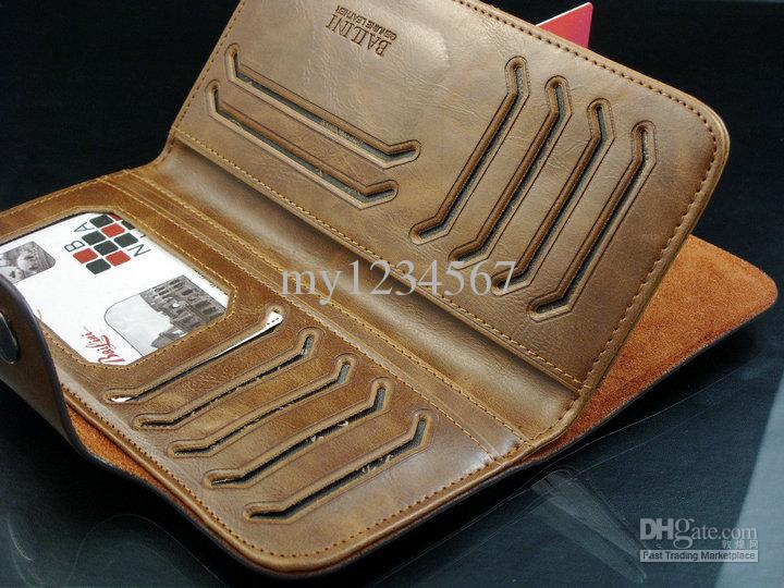 Durable Leathear Purse For Men