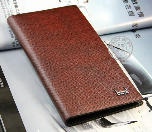 Resplendent Leather Wallet Men