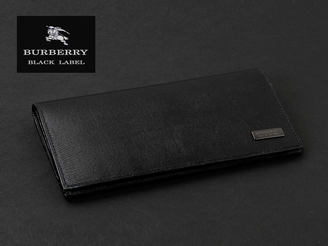 Burberry Leather Wallet Mens