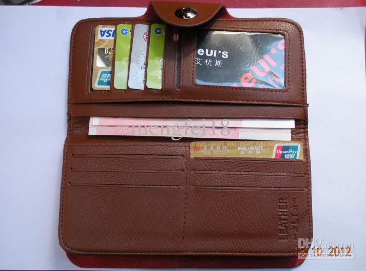 Ravishing Leather Wallets Mens