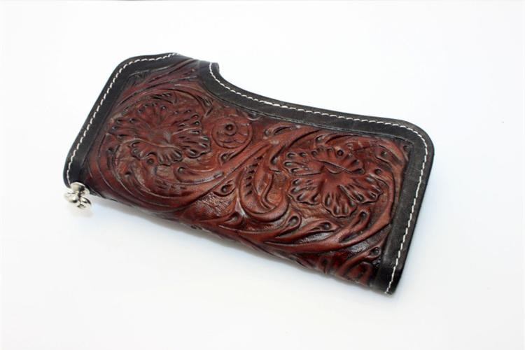 Interesting Long Wallets For Men