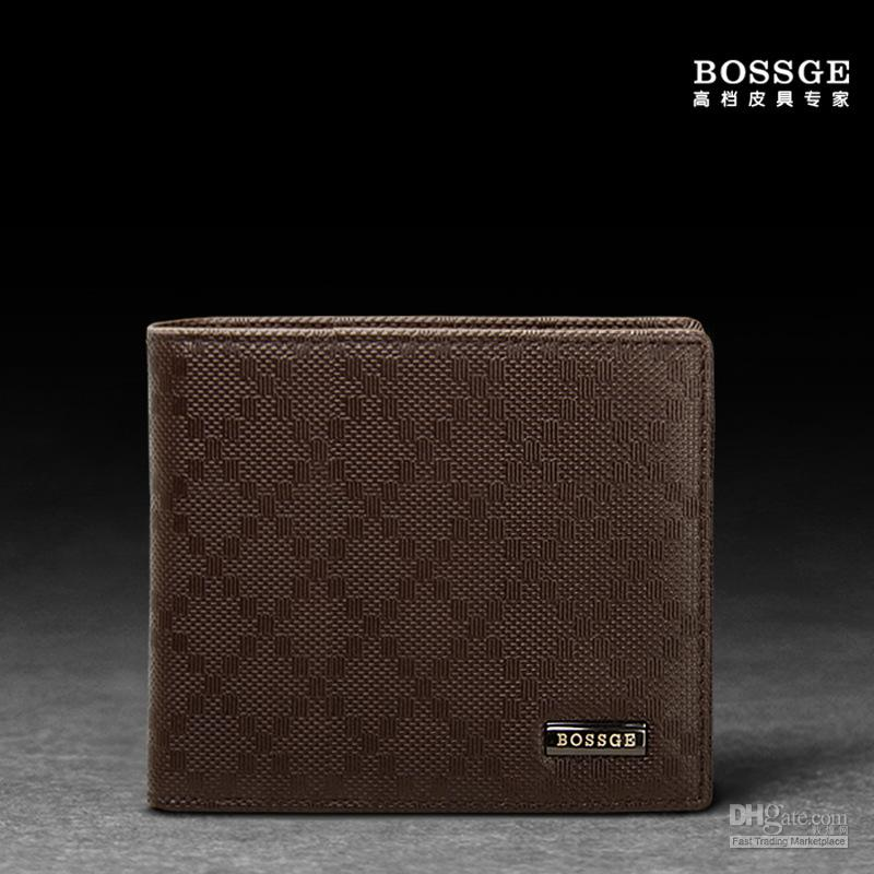 Boosge Luxury Leather Wallets