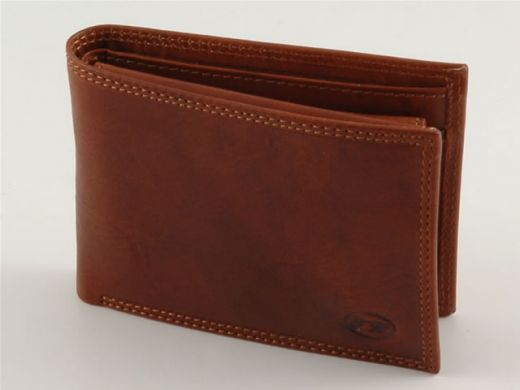 Simple Man Leather Wallet