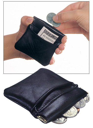 Useful Men Wallet Coin