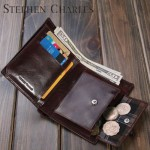Good Men Wallet With Coin Pocket