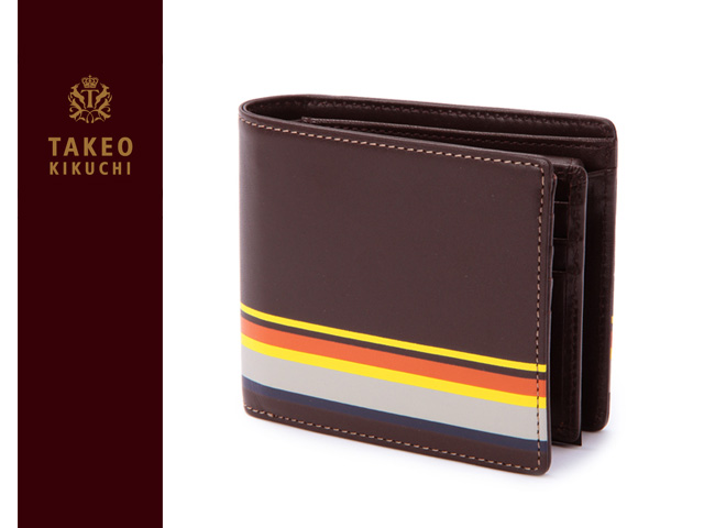 Takeo Kikuchi Men Wallets Leather
