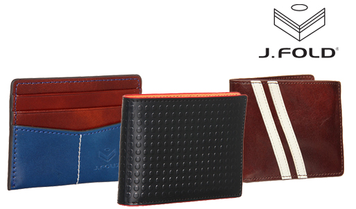 J.Fold Mens Billfolds