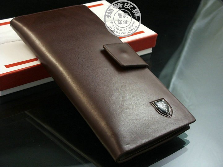 Great Mens Long Wallet