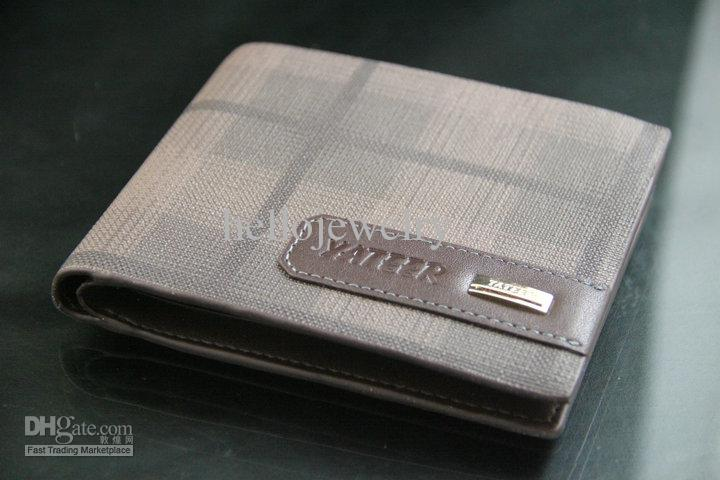 Charming Mens Zip Wallets