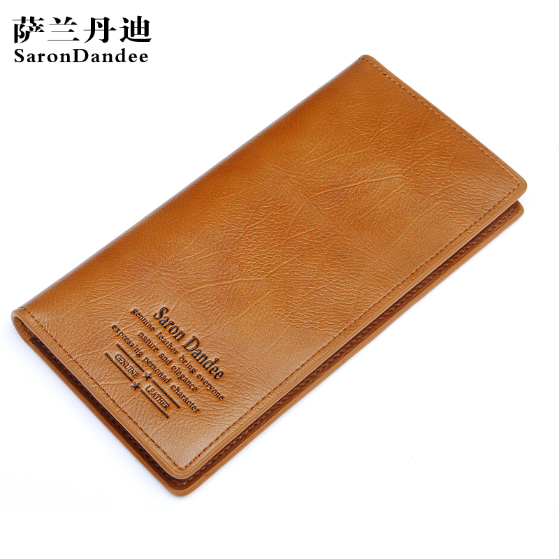 Comely Mens Wallets Long
