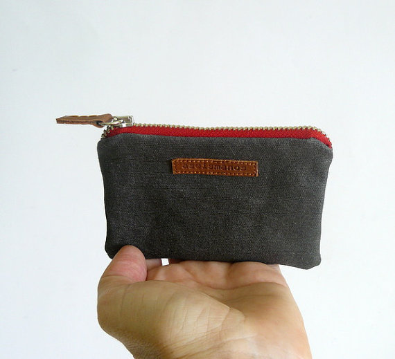 Small Mens Wallets With Coin Purse