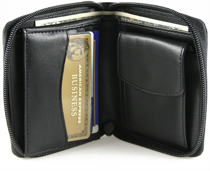 Fascinating Mens Zipper Wallet