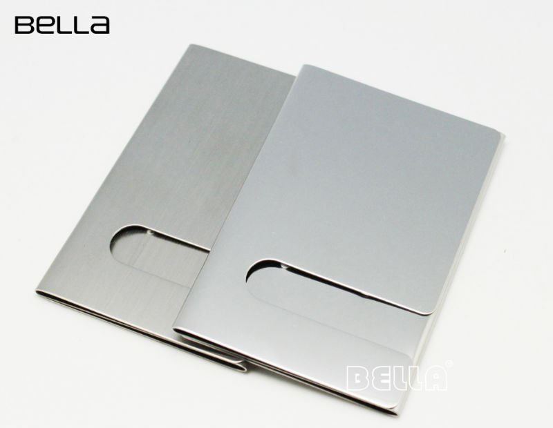 Fair Metal Credit Card Wallet