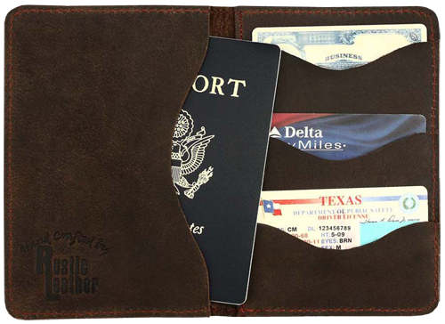 Neat Passport Wallet