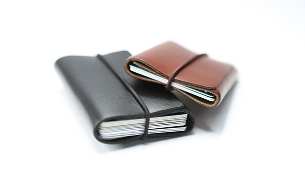 Good Slim Leather Wallet