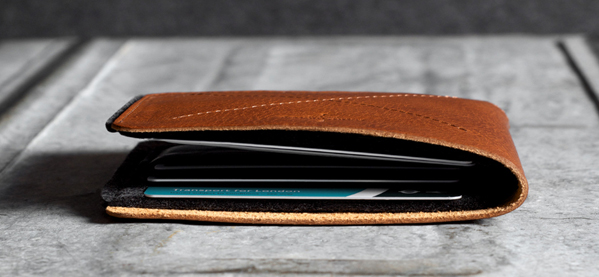 Lovely Slim Wallet Mens