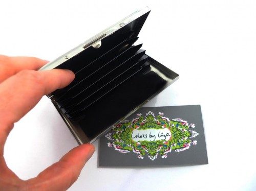 Useful Small Credit Card Wallet