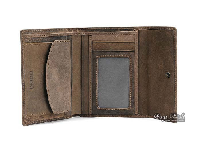 Well Formed Tri Fold Mens Wallet