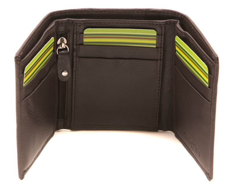 Sufficient Tri Fold Wallets For Men