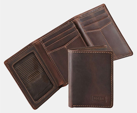 Wonderful Trifold Wallet