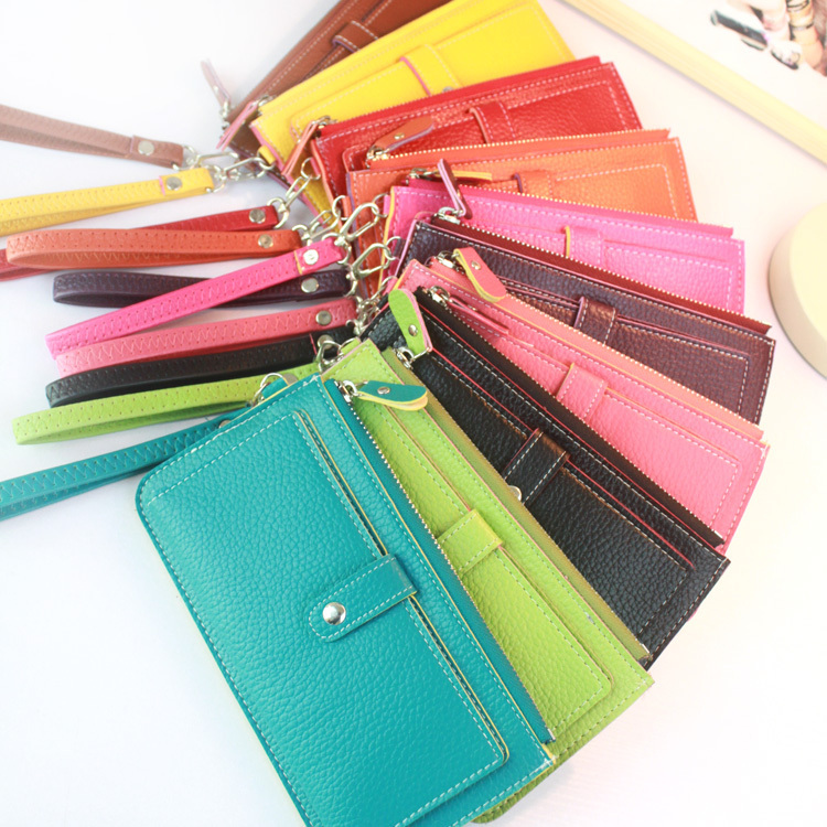 Colorful Wallet Coin Purse