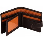 Well Formed Wallet Men Leather
