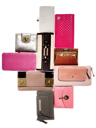 Various Womens Wallets