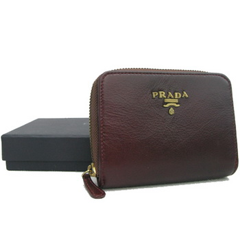 Prada Zip Wallet