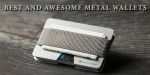 Metal Best Mens Wallet
