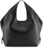 Tom Ford Black Leather Handbags
