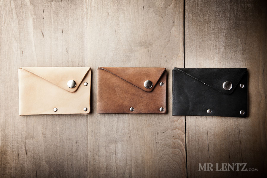 Mr. Lentz Card Wallet