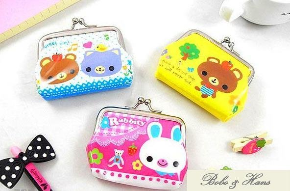 Cartoon Cute Purses