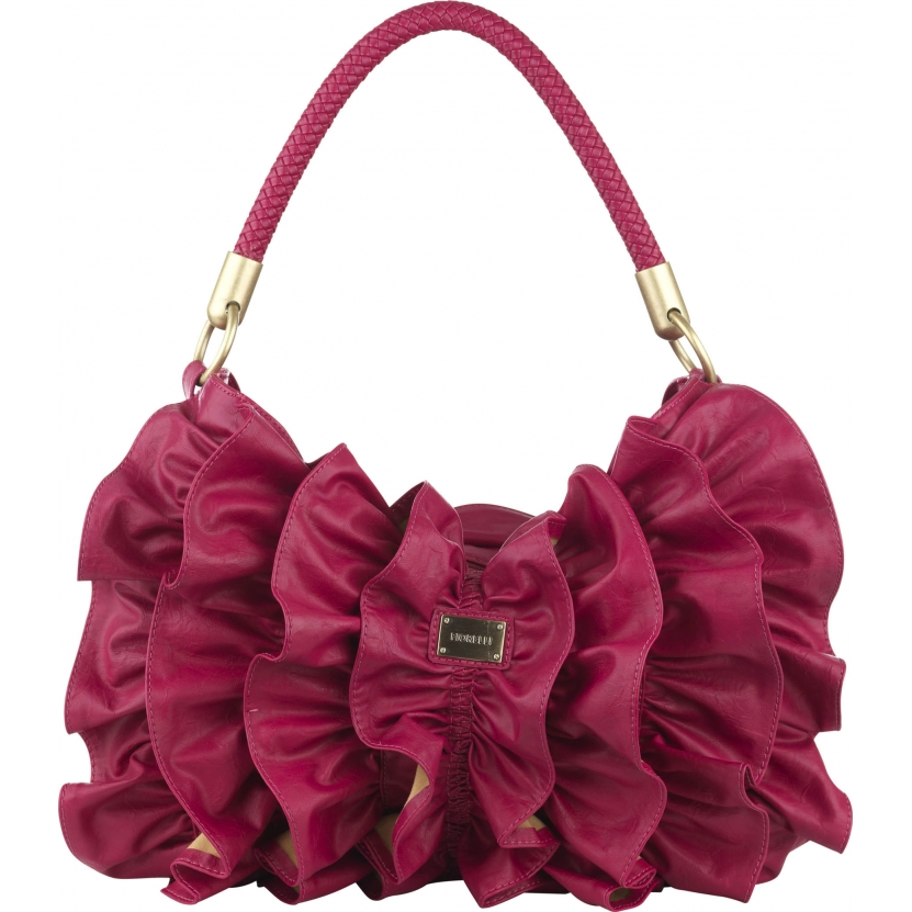 Flowery Ladies Handbags