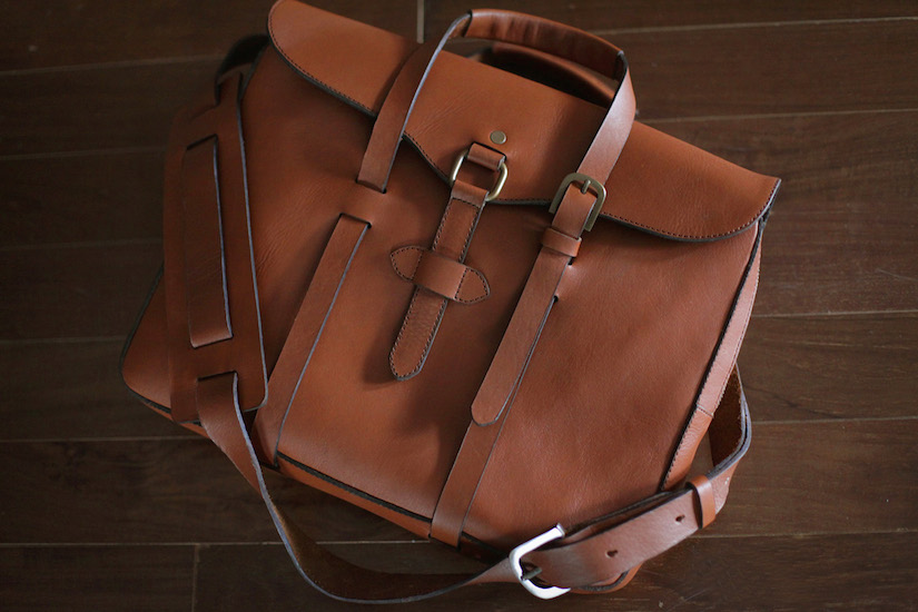 C.O Series Leather Bag